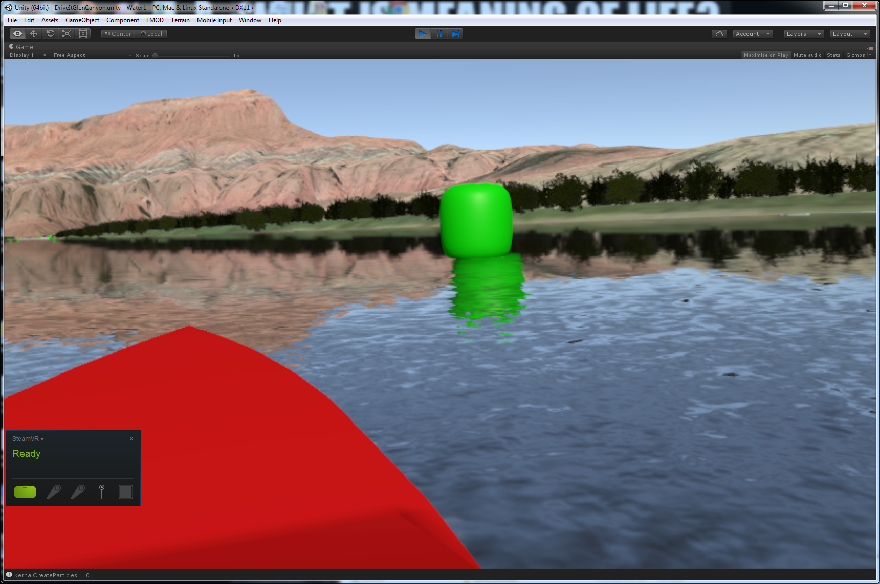 Water reflections in VR are wrong in 5 4 0F1 - Unity Forum